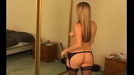 Divine sweetie rides shaft of mate