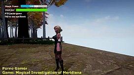 Jugando Investigacon Magica Parte 2