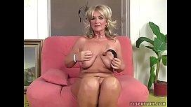 Hot mature Karola loves wild penetration