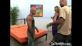 Housewife Roxanne Hall Cheats on Her Husband Right in Front of Him