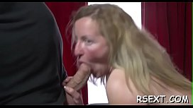 Appealing slender hooker takes a hard pounding doggystyle