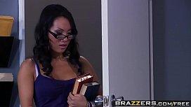Brazzers - Big Tits at School -  Blowing Dr. Blue scene starring Asa Akira and Mick Blue
