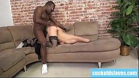 Black cock interracial cuckold