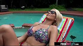 Sex Tape With Sexy Naughty Horny GF (kenzie taylor) vid-17