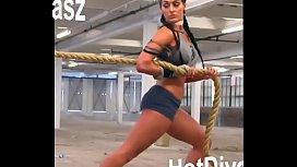 Another Nikki Bella montage.