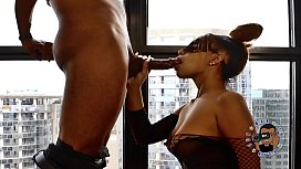 TFBE15: SHY COLLEGE COED HAZEL PROVES TO BE THAT SHE CAN STILL GIVE A SLOPPY BJ WITH BRACES