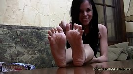 You are going to tongue clean my tiny Asian feet