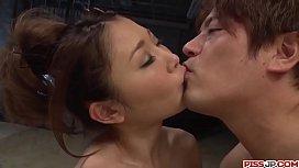 Spicy Japanese porn at home for Airi Mizusawa - More at Pissjp.com