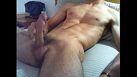 sexy toned twink latino cums