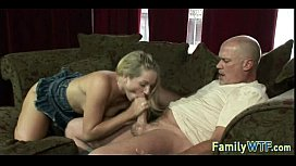 Stepdaughter gets fucked 0553