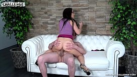 Newcomer Eats Pussy Creampie He Made Himself