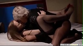 Horny Lesbians Blowjob Strapon Fuck