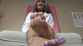 Dr POV Foot Worship TRAILER