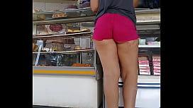 cuzao na padaria