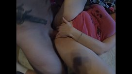 Milf taking young hard dick till he exploded