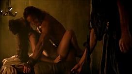 Spartacus sex scenes