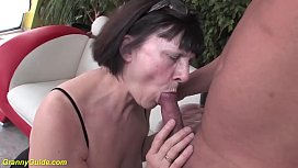 chubby 68 years old mom first time brutal big cock fucked