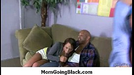 Mommy likes big black cock 20