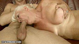 Judi and Her Stallion