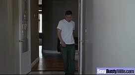 Hardcore Scene With Big Juggs Housewife (kianna dior) mov-19