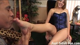 Porn women forced to lick pussy