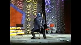 Parody. Pole dance. Russian hard eroticа