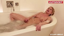 LETSDOEIT - #Stasia Bond - Sexy Russian MILF Fucks On Her Trip With The Young Roommate