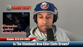 @Dramaediter Defending Chris Brown on STARS broadcast