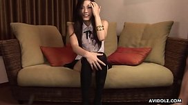 Blowjob queen, Youki Koizumi is giving oral pleasure for free