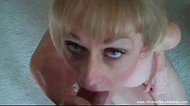 Amateur MILF Is  So Horny With Step Son