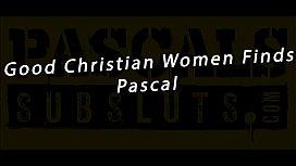 PASCALSSUBSLUTS - GILF Pandora has pierced pussy smashed