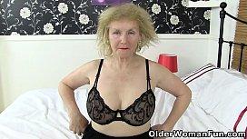 English gilf Pearl reveals her well-kept secret