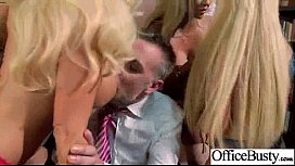 Horny Naughty Girl (courtney nikki nina summer) With Big Tits Get Sex In Office clip-12