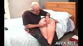 Extreme thraldom episode with cutie obeying the dirty play