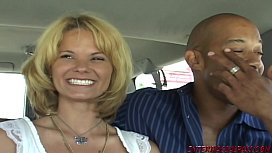 Lonely MILF Picked at Mall and Fucked Hard by BBC