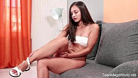 Beauty-Angels.com - Shrima Malati - Sex toy goes in and out