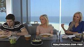 RealityKings - Moms Lick Teens - Tasting Cleo