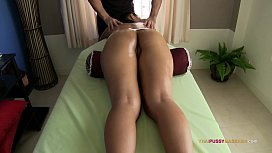 Smooth silky Thai skin massaged by pervert masseur xxx video