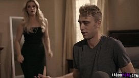 Watch this horny stepson Dustin Daring as he bangs her stepmoms pussy cause she got caught cheating with her dads bestfriend.