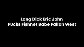 Long Dick Eric John Fucks Fishnet Babe Fallon West