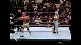 Chyna vs Jeff Jarrett Unforgiven 1999