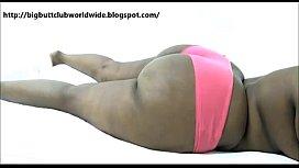 Big Butt Black African