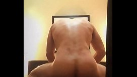 Fucked nieghbours wife and came in her ass