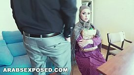 ARABS EXPOSED - We Make Poor Muslim Women Offer She Can't Refuse