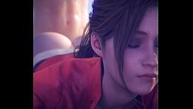 Sex Claire Pounding Resident Evil 2