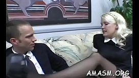 Girl facesitting on dude while having the pussy licked hard
