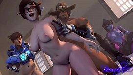 Overwatch Girls Gone Wild