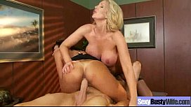 Mature Lady (leigh lezley) With Big Tits Love Intercorse mov-24