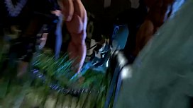 YoRHa Troops Extermination Plan CE bonus scene [opiumud]
