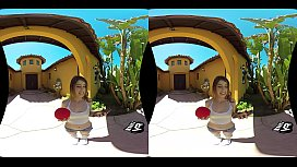 Hot Girl Playing Pokemon Go Gets Fucked! (VR)
